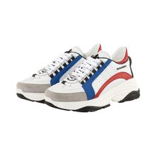 Dsquared2 Sneaker - Rot (41, 41,5, 42, 42,5, 43, 43,5, 44, 44,5, 45, 46)