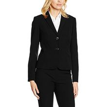 Betty Barclay Damen Blazer 3983/1860, Schwarz (Black 9045), 44