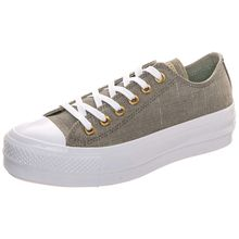 CONVERSE Taylor All Star Lift OX  Sneakers Low khaki Damen
