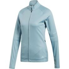 adidas Performance Laufjacke ULTRA APP Trainingsjacken grau Damen