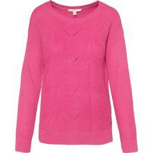 ESPRIT Pullover pink Damen