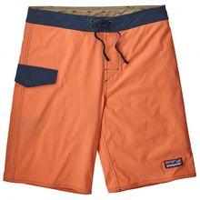 Patagonia - Patch Pocket Stretch Wavefarer Boardshorts 20' - Boardshorts Gr 30;32;34;36;38 orange;schwarz