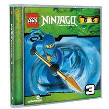 CD LEGO Ninjago - Das Jahr der Schlangen (CD 3) Hörbuch