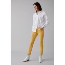 CLOSED Baker Cordhose yellow curry