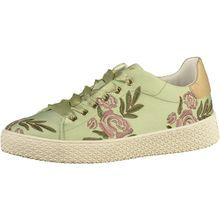 bugatti Sneaker Sneakers Low hellgrün Damen