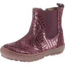 BISGAARD Chelsea Boots pastellrot