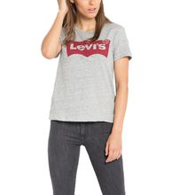 Levi's T-Shirt - The Perfect Tee - Smokestack Graphic