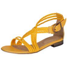 Heine Sandaletten gelb