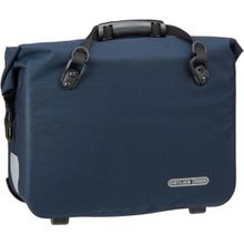 Ortlieb Fahrradtasche Office-Bag L QL2.1 Stahlblau (21 Liter)