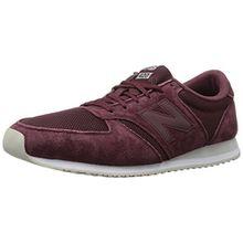 New Balance Unisex-Erwachsene 420 70s Running Suede Sneakers, Rot (Burgundy), 6 US - 38.5 EU