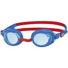 Schwimmbrille Ripper Junior, blau-rot blau/rot