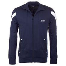 Hugo Boss Men's Hugo Boss Men's Dark Blue Zip Through Sweatshirt XL