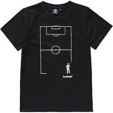 T-Shirt  schwarz Jungen Kleinkinder
