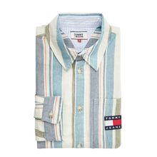Slim Fit Freizeithemd aus Baumwolle