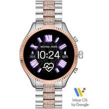 MICHAEL KORS ACCESS LEXINGTON 2, MKT5081 Smartwatch (1,19 Zoll, Wear OS by Google, mit individuell einstellbarem Zifferblatt)