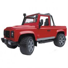 BRUDER Land Rover Pick Up