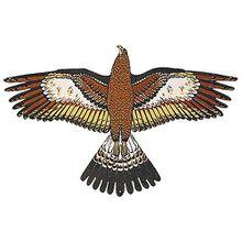 Einleinerdrachen Goldadler, 92 x 62 cm