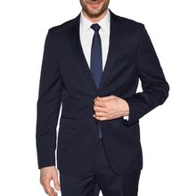 Mishumo Sakko Super Slim Fit in blau für Herren