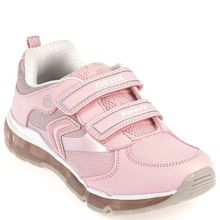 GEOX Klettschuh - JR.ANDROID GIRL pink