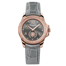 Thomas Sabo Damenuhr grau WA0239-274-210-33 MM