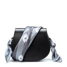 Crossbody-Tasche aus Leder