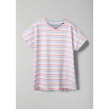 Marc O'Polo Girls T-Shirt y/d stripe|multicolored