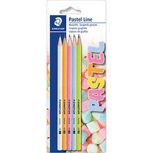 Bleistifte-Set Pastel Line, 5 Stück
