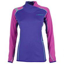 La Sportiva - Women's Muse Long Sleeve - Laufshirt Gr L;M;S lila/rosa