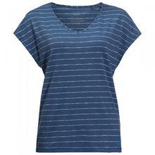 Jack Wolfskin - Women's Travel Striped T - T-Shirt Gr XS blau
