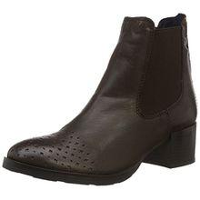 Tamaris Damen 25342 Chelsea Boots, Braun (Cafe 361), 38 EU