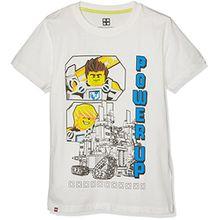 Lego Jungen T-Shirt Weiß 122 cm