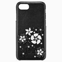 Mazy Smartphone Schutzhülle mit integriertem Stoßschutz, iPhone® 8, schwarz