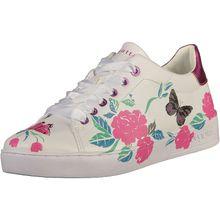 bugatti Sneaker Sneakers Low weiß-kombi Damen