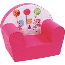 knorr-baby Mini-Sessel Lollipop, pink