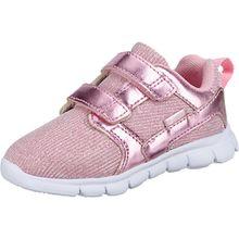 Baby Halbschuhe Emma V  rosa Mädchen Kleinkinder