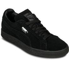 Puma Sneaker - SUEDE CLASSIC + schwarz