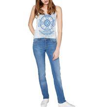 Colorado Layla - High Waist Jeans - Night Blue