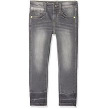 s.Oliver Jungen Jeans 63.803.71.3122, Grau (Grey Denim Stretch 96Z3), 122 (Herstellergröße: 122/REG)