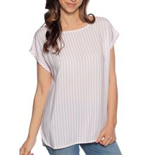 Mishumo Blusenshirt in rosa für Damen