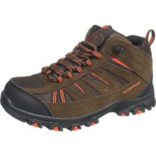 COLUMBIA Kinder Outdoorschuhe 'PISGAH PEAK MID' braun