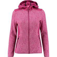 CMP Jacke Woman Fix Hood Langarmshirts pink Damen