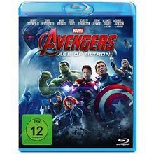 BLU-RAY Avengers - Age of Ultron Hörbuch