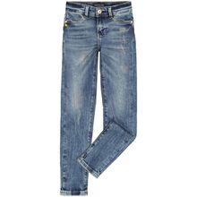 Scotch & Soda La Milou Mädchen-Jeans Super Skinny - Blau (110, 116, 134, 152)
