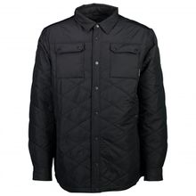 Mons Royale - The Keeper Insulated Shirt - Wolljacke Gr L;M;S;XL schwarz