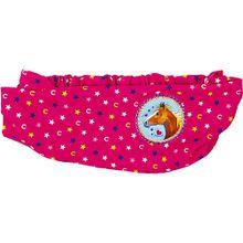 Haarband Pferdefreunde, one size pink Mädchen Kinder