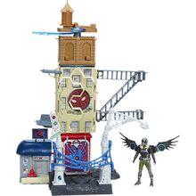 Spider-Man Web City - Marvel's Vulture Skyline Action Set
