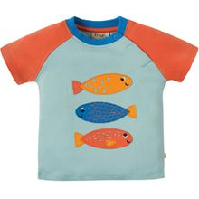 Frugi T-Shirt - Renny Raglan