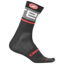 Castelli - Free Kit 13 Sock - Radsocken Gr 36-39;40-43;44-47 grau/weiß/schwarz;blau/rot;schwarz/grau