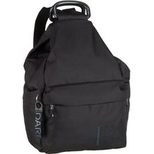 Mandarina Duck Rucksack / Daypack MD20 Backpack QMT08 Black