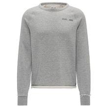 MUSTANG Sweatshirt graumeliert